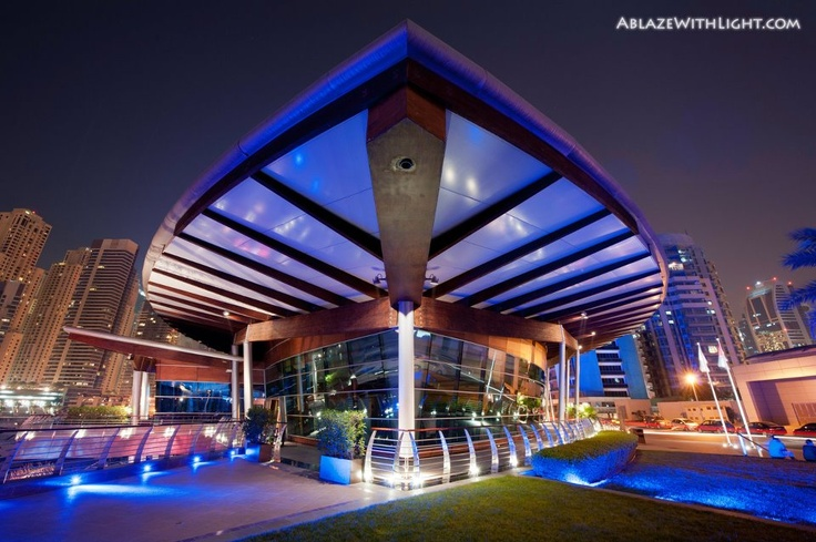 Marina Yacht Club  Dubai, United Arab Emirates  Copyright © Sebastian Opitz