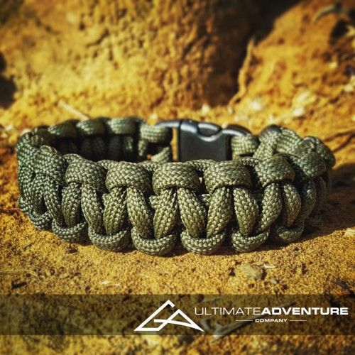 OD Green Paracord Survival Bracelet from www.ultimateadventures.co.za  #odgreen #green #bracelet #paracord #paracord550 #paracordsurvival #paracordsurvivalbracelet #survival #paracordporn #outdoorgear #survivalbracelet #survivalparacord #survivaladventure #edc #everydaycarry #adventure #survivalgear #adventuregear #adventurebracelet #ultimateadventure #ultimateadventureco #ultimateadventures #paracordon #cordcraft #craft #outdoorcraft