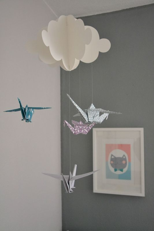 25 best origami mobile ideas on pinterest origami decoration diy butterfly and 3 mobile. Black Bedroom Furniture Sets. Home Design Ideas