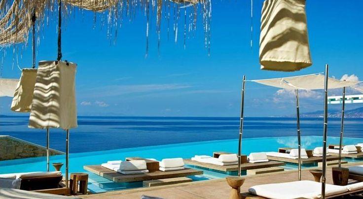 Cavo Tagoo, Balcony/Terrace, Swimming pool