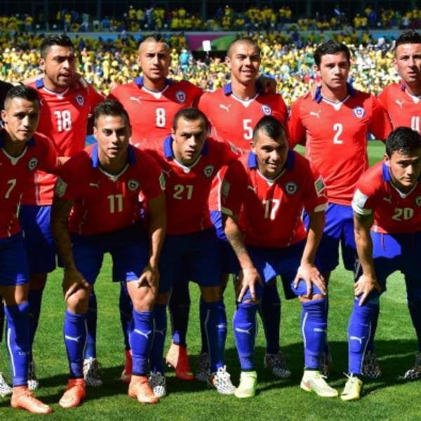 Con la frente en alto: Uno a Uno de Chile en épica actuación