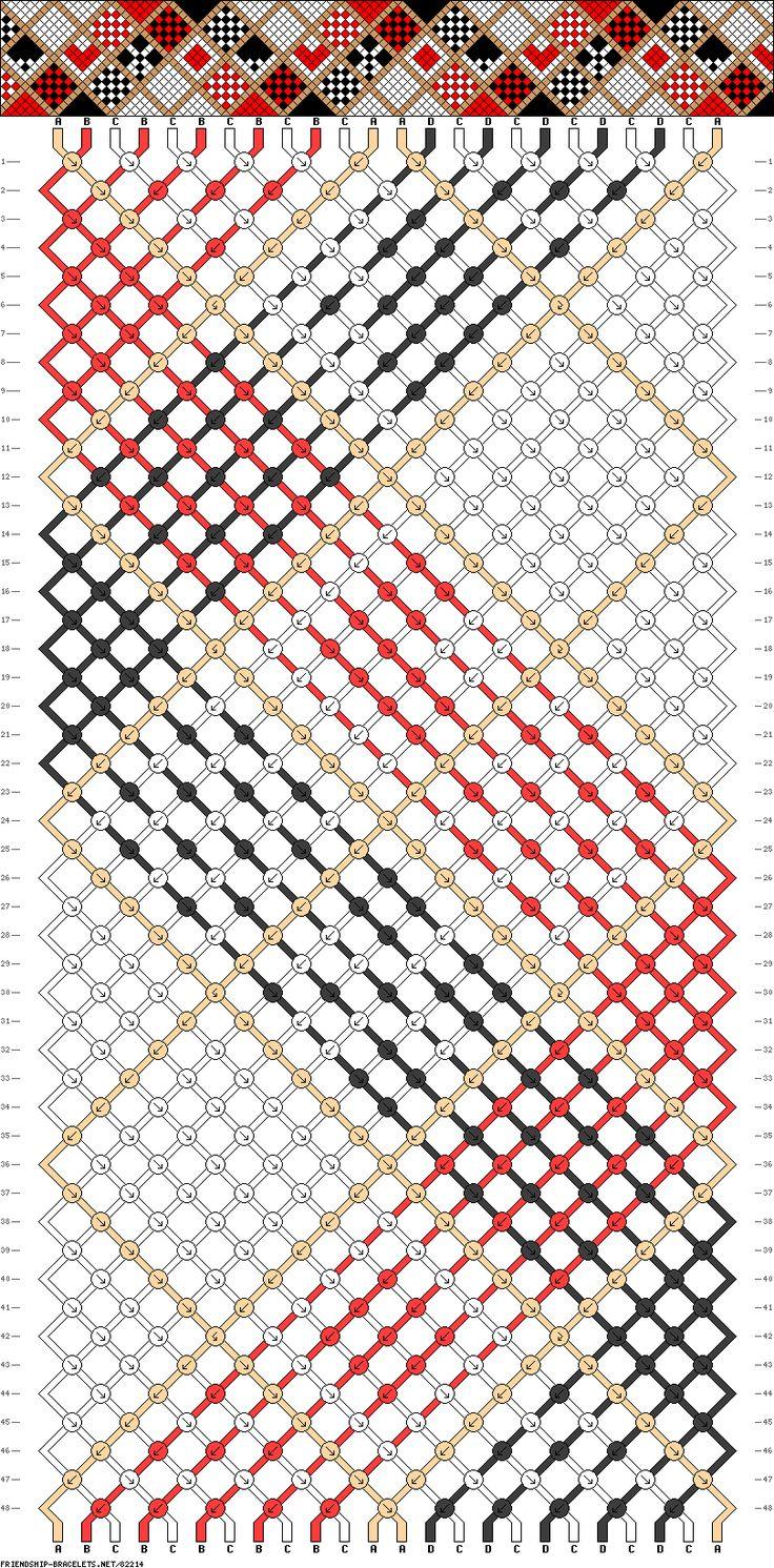 http://friendship-bracelets.net/pattern.php?id=82214