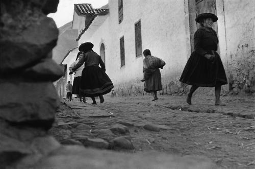 The Inca Empire by Sergio Larrain