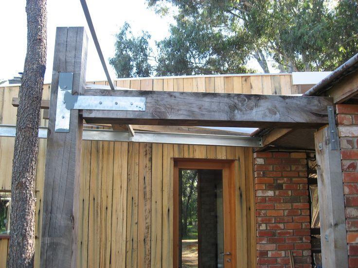 Arbor @ Kitchen Door. MKD project_Seven Creeks, Euroa. Vic