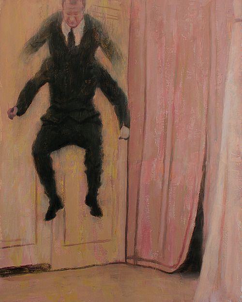 Antonio Lee Oil and acrylic on canvas. 90cm x 60cm