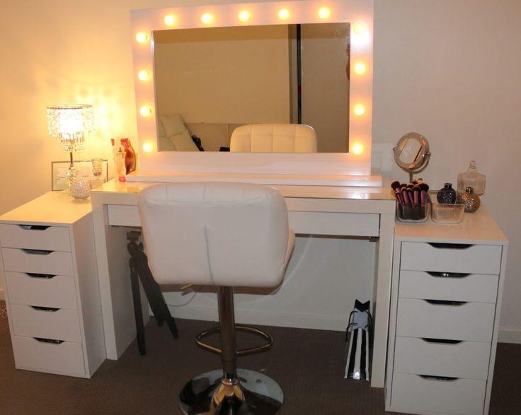 1000 ideas about dresser with mirror on pinterest vintage vanity antique dressers and dressers - Bedroom vanities ikea ...
