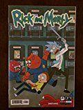#10: Rick and Morty 2015 #1 First Printing Oni Press Comic Book