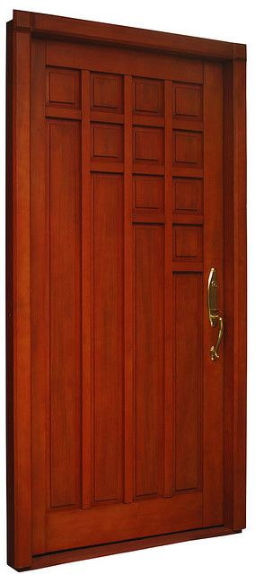 I like the door, just needs different handle.