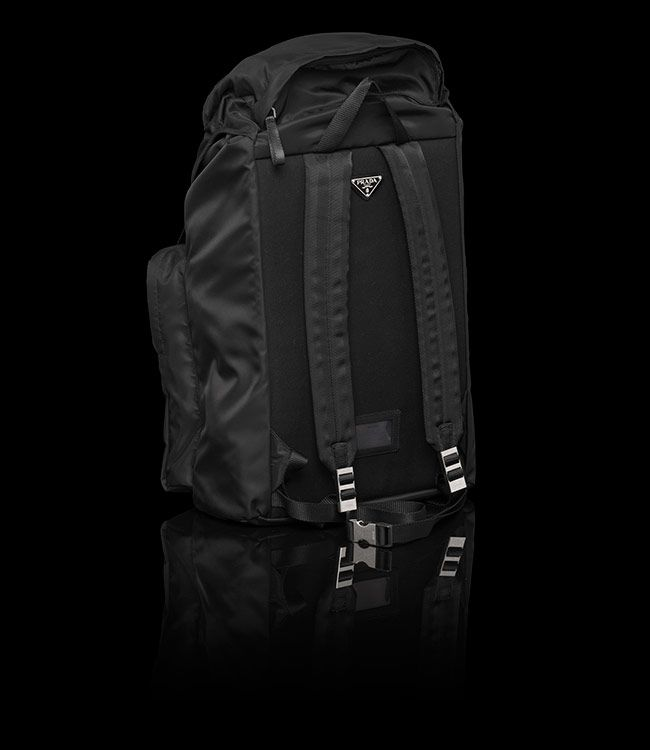 Prada backpack for men V136_973_f0002-3 | Bags and Cases ...
