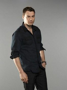 "ABC's ""Rookie Blue"" stars Peter Mooney as Nick Collins."