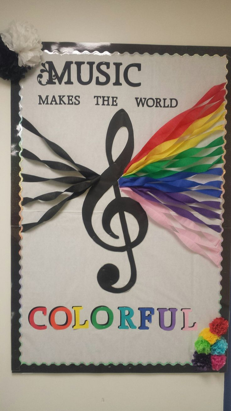 301 best music bulletin boards images on pinterest for I can bulletin board ideas