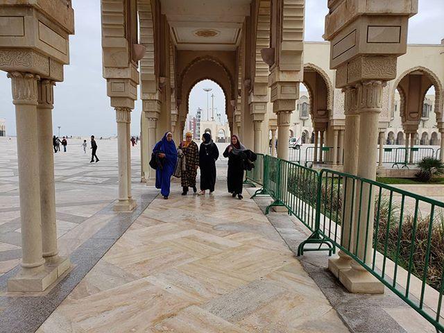 Casablanca الدار البيضاء ⴰⵏⴼⴰ Morocco Maroc المغرب ⵍⵎⵖⵔⵉⴱ Nofilter Landmarks Building Travel
