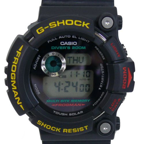 G-SHOCK watch FROGMAN  $412  #japan