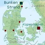 Bunken Strand Camping - Noord Denemarken