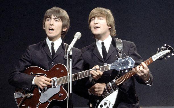 John Lennon: George Harrison estate tweets throwback photo for death anniversary | EW.com