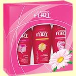 http://cristinnecosmetics.ro/    Set Pink Love Cod: 59996 Setul contine: - sampon cu extract de romanita, pentru par uscat si vopsit - 250 ml - balsam de par cu provitamina B5 - 250 ml - gel de dus cu extract de lotus- 250 ml