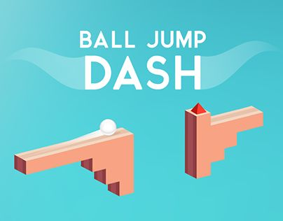 "Check out new work on my @Behance portfolio: ""Ball Jump Dash - Arcade Game Concept"" http://on.be.net/1LSn7GP"