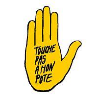 touche pas à mon pote | Le Collectifdom-Blog