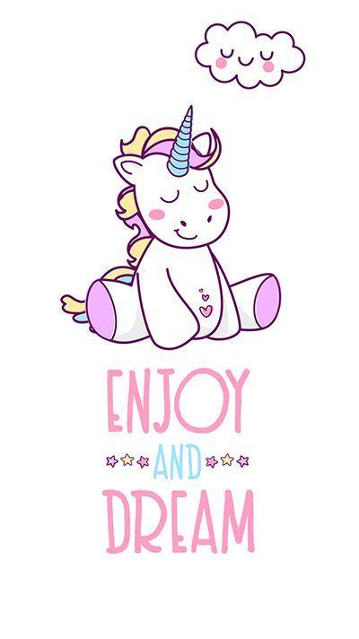 Resultado de imagen para dibujo unicornio y arcoiris infantil