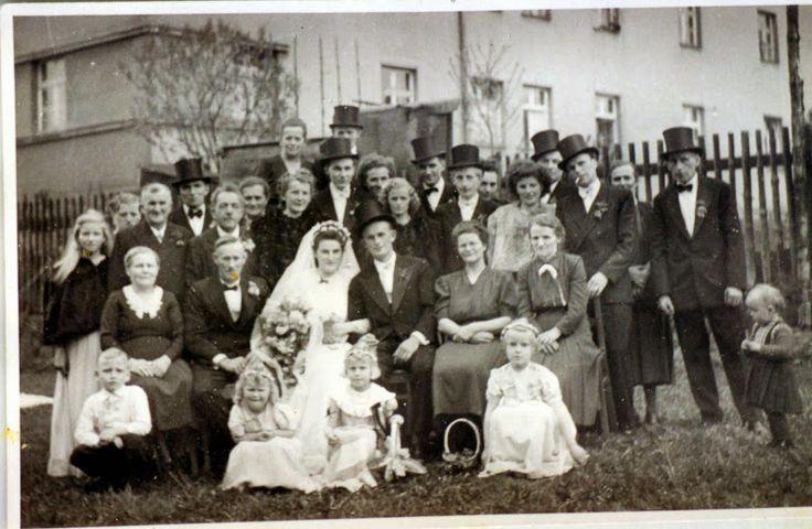 Mida korichi hirche - Google+ Noce à Niedersteinbach! Mon oncle Gunther et tante Anni