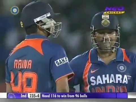 Classic Sachin Tendulkar: 175 Runs against Australia