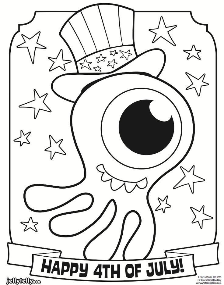 fourth of july coloring pages fourth of july coloring page blog jellytelly