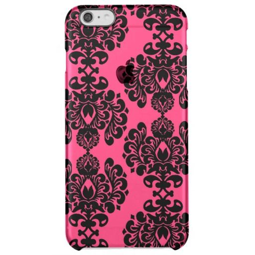 Fun pattern iPhone six uncommon case Uncommon Clearly™ Deflector iPhone 6 Plus Case