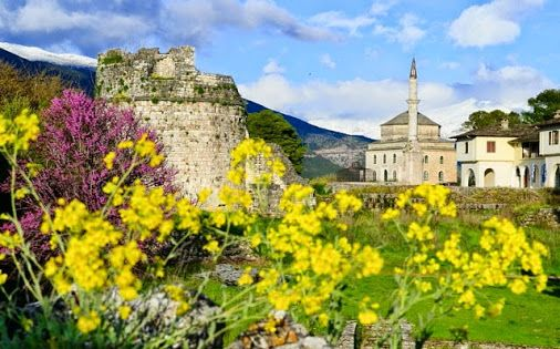 Happy New Month - 1st May - Its Kale - Ioannina - Epirus - Greece - Aar Hotel & Spa - Boutique Hotel