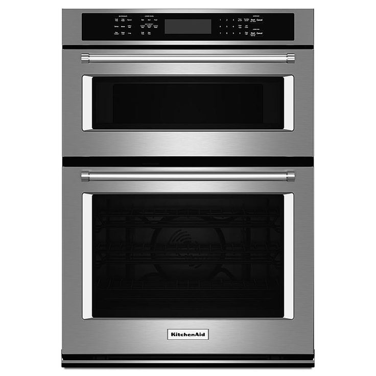 3k kitchenaid koce500ess 30 combination wall oven w