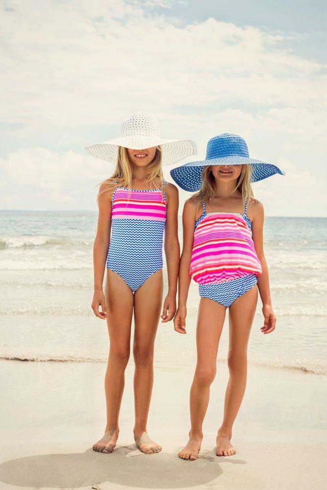 Colores en la playa. Mim-Pi Spain