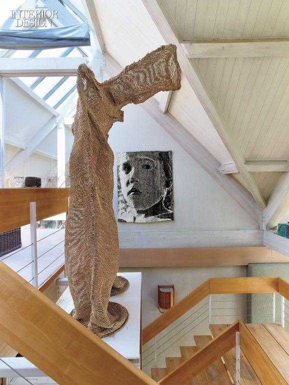 Planning Ahead For Jack Lenor Larsens 25 Year Old Hamptons Estate