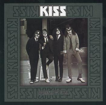"L'album dei #Kiss intitolato ""Dressed To Kill""."