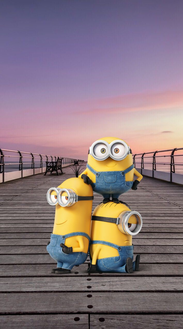 Tumblr iphone wallpaper minions -  Iphone Wallpaper Minions