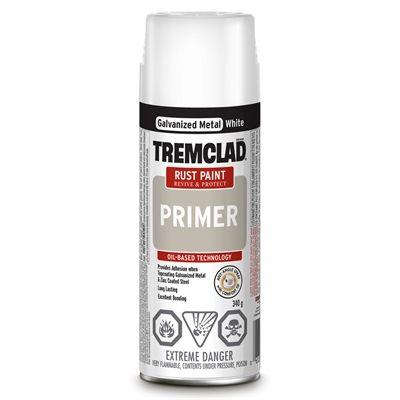 Tremclad 340g Flat Oil-Based Rust Paint Primer