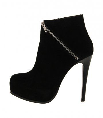 SHOWIE - Bottines à talons hauts - noir