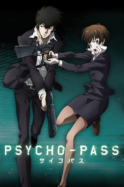 Psycho-Pass (anime) - Shinden