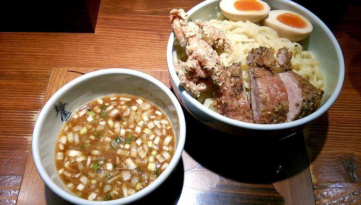 二天つけ麺(麺屋武蔵 二天@池袋) | 以上、レポっす。