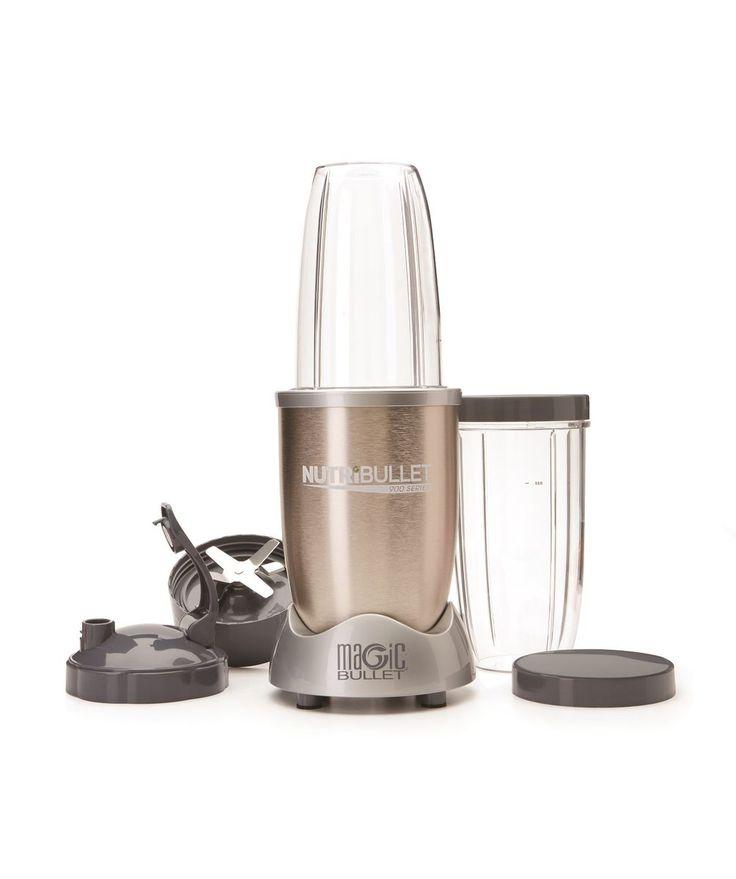 Nutribullet - 9 Piece Blender Pro - 900w - Champagne - 690-000009-A | Buy Online in South Africa | takealot.com