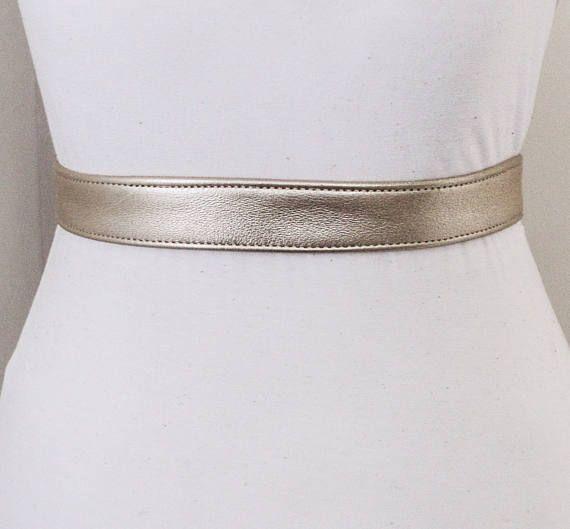 Bridal Belt  Wedding Belt  Wedding Accessory  Sash belt