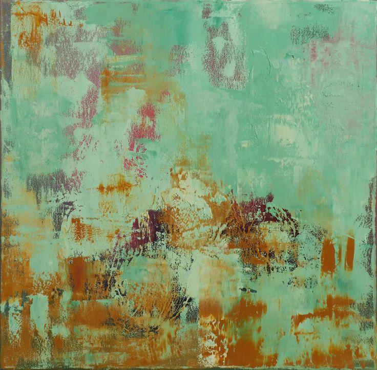 Miętowo rdzawy | Rmbrandt - internetowa galeria sztuki