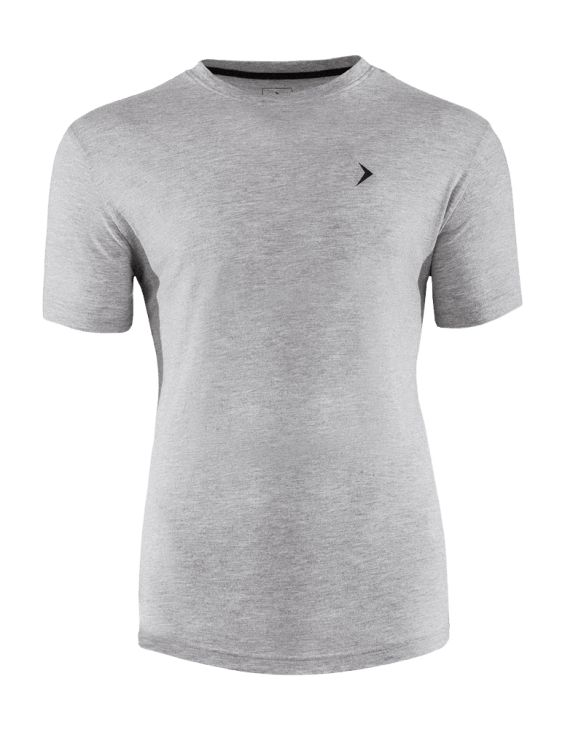 T-shirt made of breathable cotton, available in four colors.   Benefits: -soft touch fabric -comfortable movement -classic cut