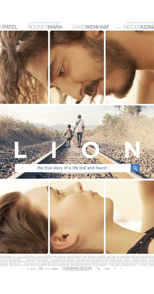 26.2.17: Lion (2016) A truly remarkable story that is at times almost too confronting to watch on screen. The performances are incredible and the film itself is beautifully crafted. The scenes shot in India are particularly powerful. I do recommend you watch this film, but perhaps watch it from the privacy of your own lounge room (and don't forget the tissues). ☆☆☆