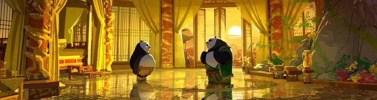 Artes+do+filme+Kung+Fu+Panda+3,+por+Maxwell+Boas