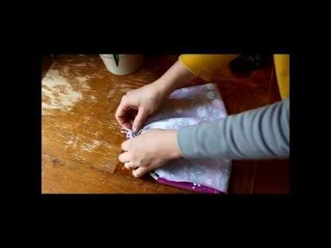 How to sew a beanie / Kuinka pipo ommellaan - YouTube