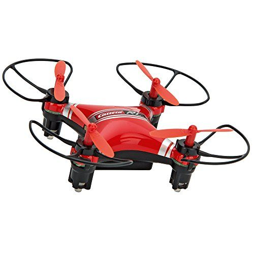 Carrera RC - Micro Cuadricóptero, micro drone, 7 x 7 cm (370503005) - http://www.midronepro.com/producto/carrera-rc-micro-cuadricoptero-micro-drone-7-x-7-cm-370503005/