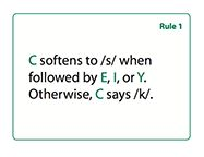 Logic of English - Spelling Rules - I need to either incorporate this into my lessons or have parents do it at home!