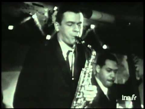 Phil Woods Big Band - Blue Note , Paris 1960 '' Steeplechase '' + '' A n...