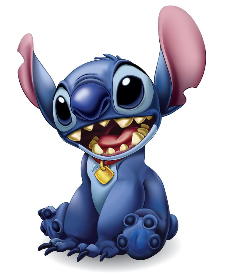It is a photo of Invaluable Lilo & Stitch Images