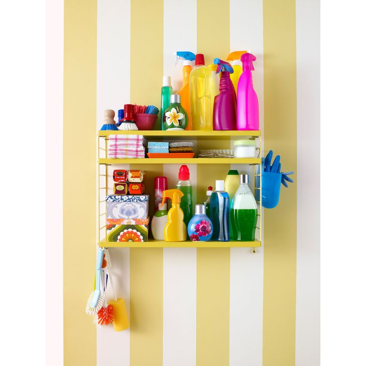 String pocket, gul från String - Køb møbler online på ROOM21.dk