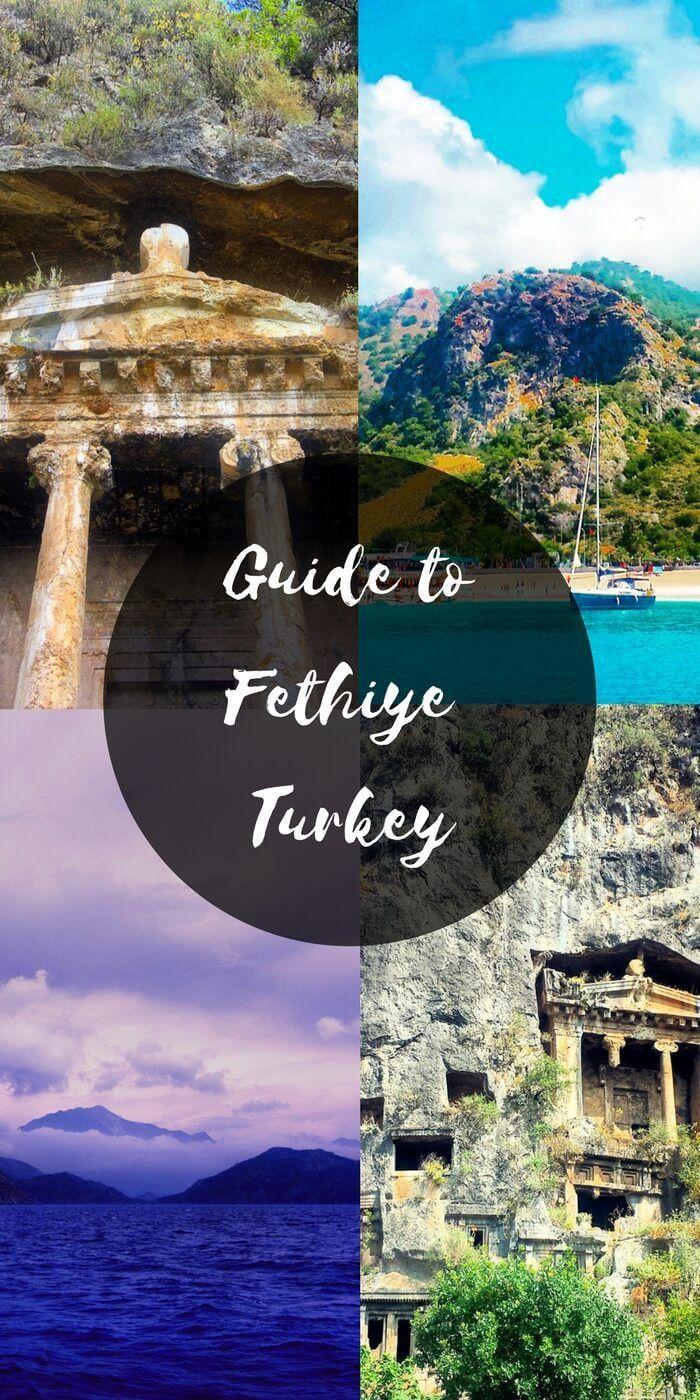 guide to fethiye turkey